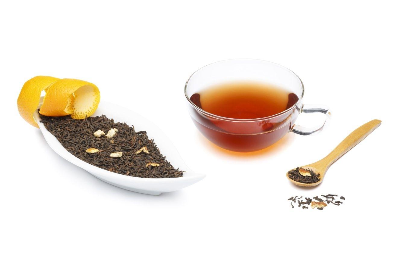 چای پوئر (Pu-erh)