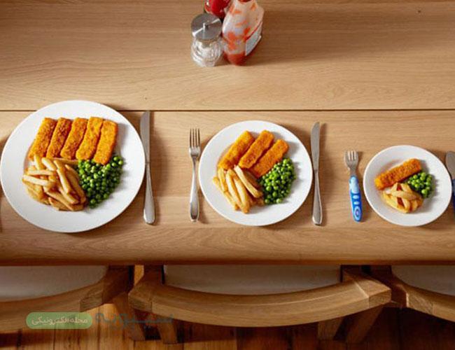 افزایش طول عمر با کم کردن وعده های غذایی