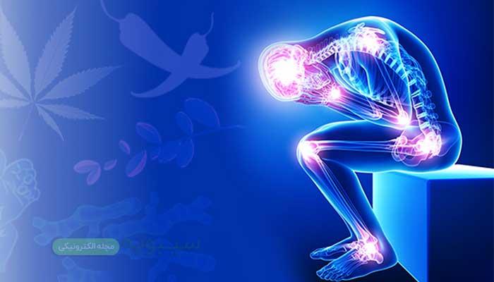 ابداع مولکول جدیدی برای مبارزه با درد