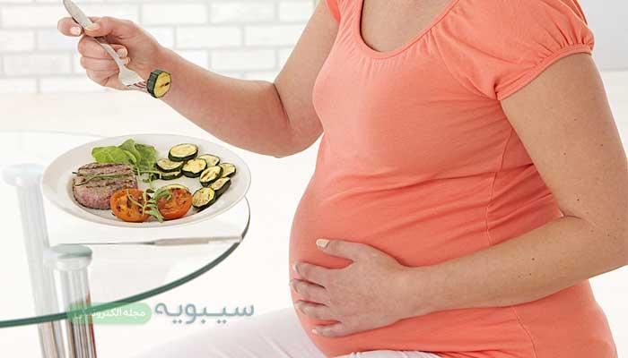 کنترل وزن در دوران حاملگی